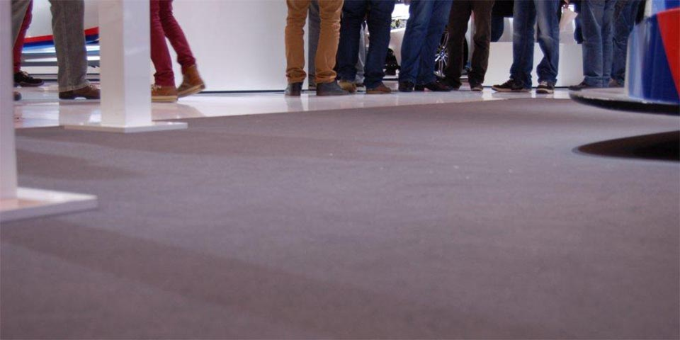 Fair and event flooring